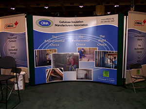 Cellulose Insulation Manufacturers Association of the U.S. and Canada at GreenBuild Expo